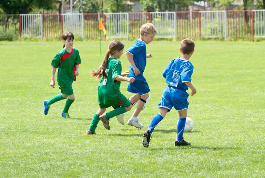 A research on the misonception of children playing contact sports