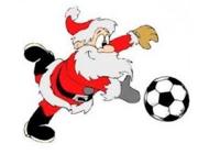 Santa Basketball