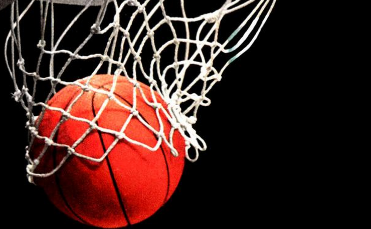 Basketball & net