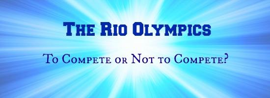 The Rio Olympics